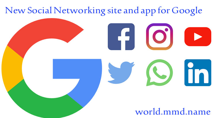I have a great idea but how can I send an social networking idea to Google?